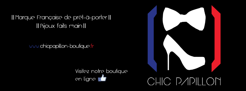 Boutique Chic papillon
